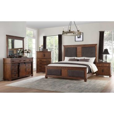 Beartree Industrial Stile Bedroom Furniture