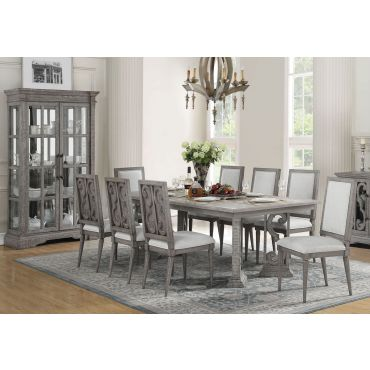 Belham Traditional Style Dining Room Set