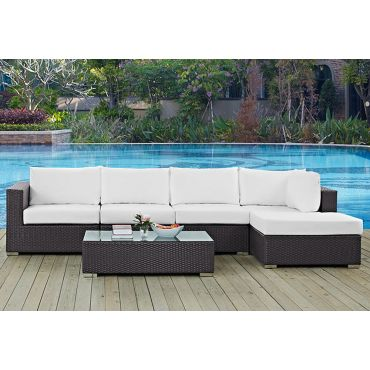 Belvedere Patio Modular Sectional Set