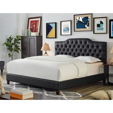 Benet Classic Leather Bed
