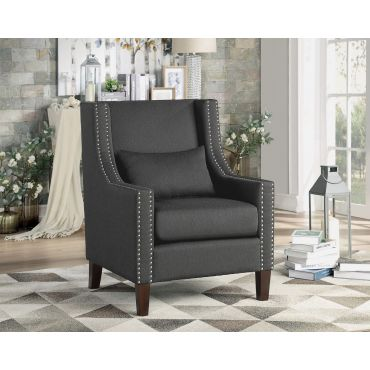 Beto Winged Accent Chair
