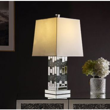 Bica Mirrored Table Lamp