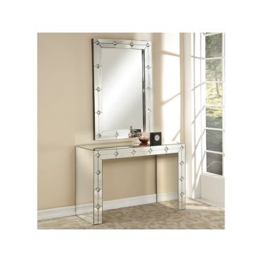 Blaire Mirrored Console