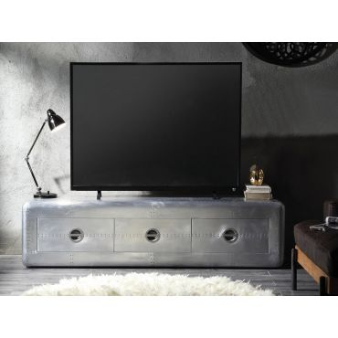 Bomber Aluminum TV Stand