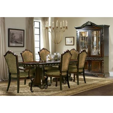 Bonita Traditional Style Dining Room Set