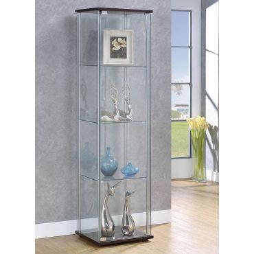 Bowery Glass Display Curio