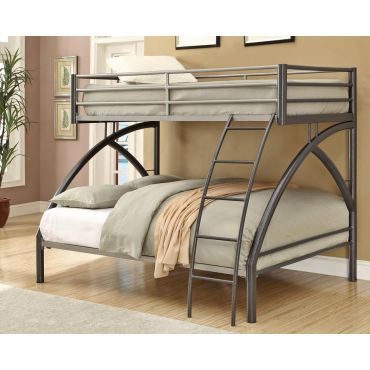 Bowie Twin Over Full Modern Bunk Bed