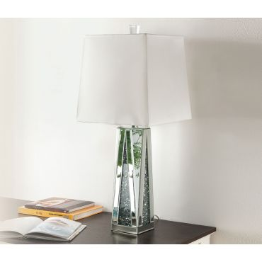 Brazo Mirrored Table Lamp