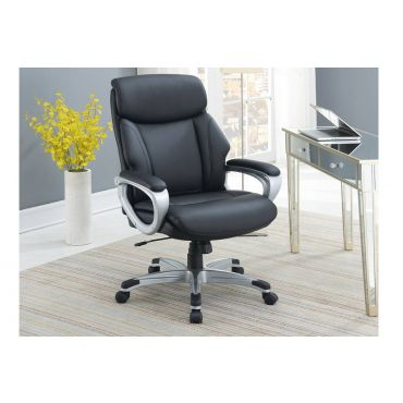 Brit Pillow Top Cushioned Office Chair