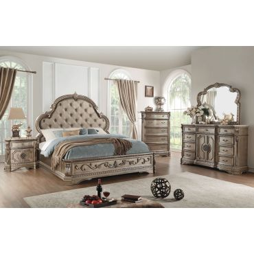 Bulova Traditional Style Bedroom Furniture