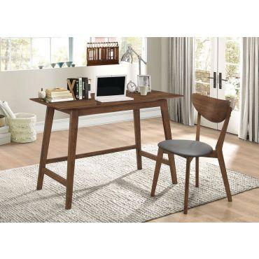 Cairo Walnut Finish Desk Set