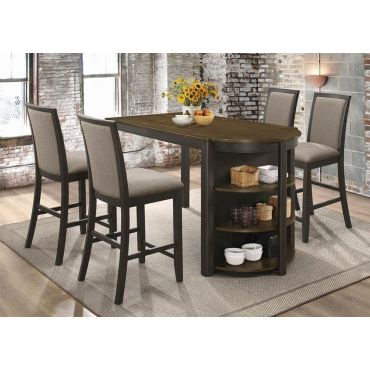 Calibro Island Table Set Counter Height