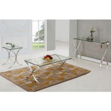 Calista Modern Coffee Table,Calista Modern Sofa Table