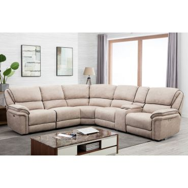 Calumet Ridge Power Recliner Sectional