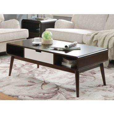 Camarillo Mid-Century Coffee Table