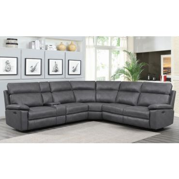 Cana Power Recliner Sectional Set