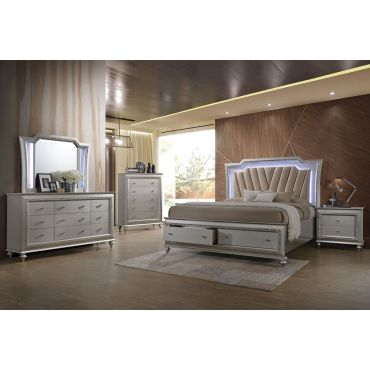 Caprice Bed With Storage Drawers