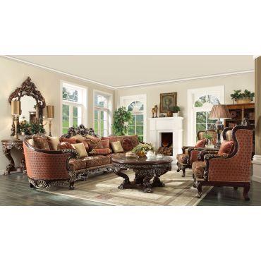 Capulet Traditional Style Oversized Sofa
