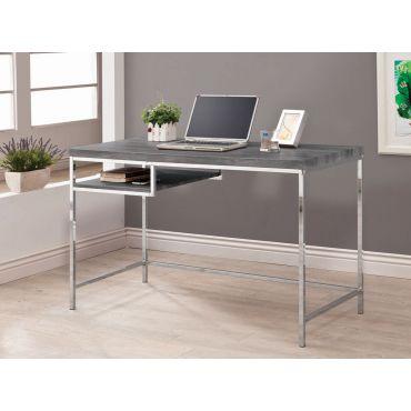 Carly Contemporary Computer Desk