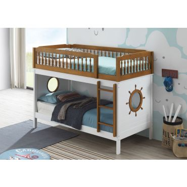 Caravel Twin Over Twin Bunkbed