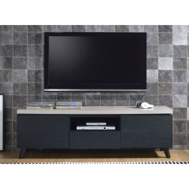 Carrera Concrete Top TV Stand