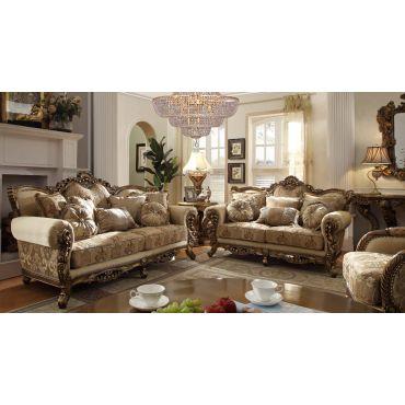 Century Victorian Formal Living Room