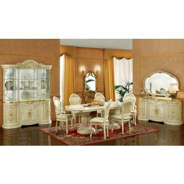 Leonardo Italian Classic Dining Table Set