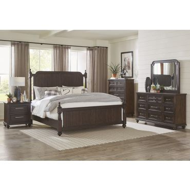 Clementine Traditional Style Bedroom
