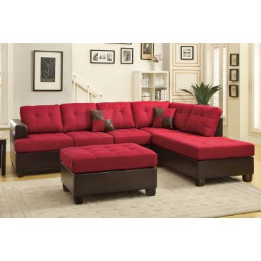 Clover Reversible Sectional Sofa