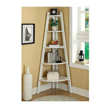 Lyss Corner Bookshelf Display