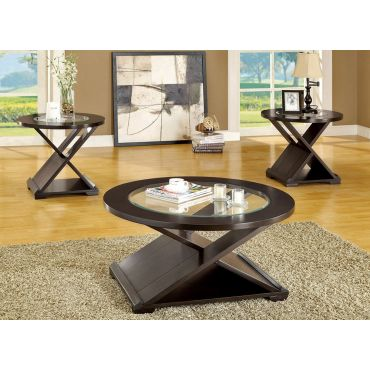 Orbe Contemporary Coffee Table Set