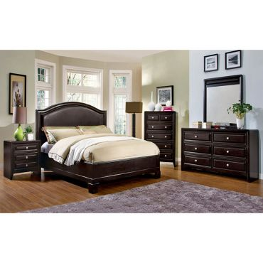 Brent Wood Classic Bedroom Collection