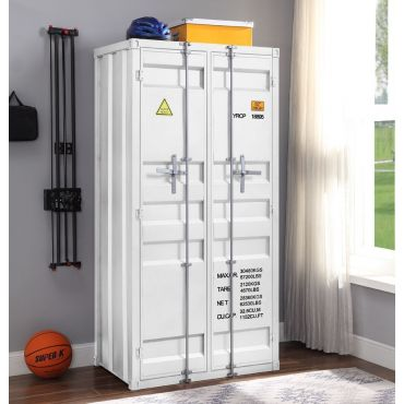 Container Two Door Wardrobe Closet