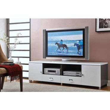 Conte Modern Lacquer Finish TV Stand