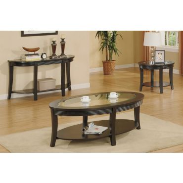 Bosworth Oval Shape Coffee Table