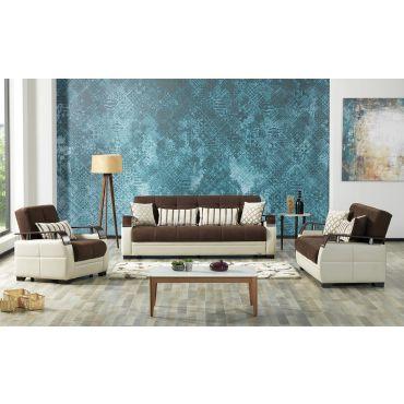Cooper Modern Style Sofa Bed Set