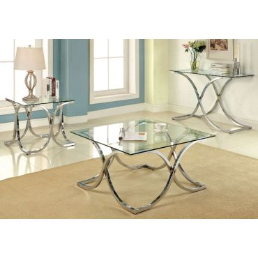 Cosma Modern Square Coffee Table
