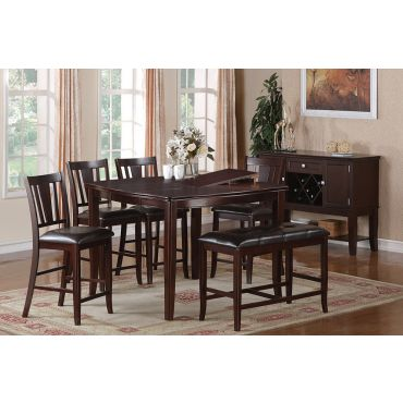 Korben Counter Height Dining Table Set