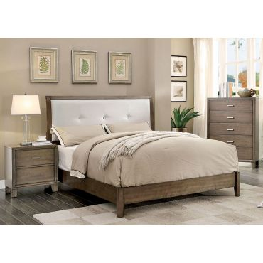 Dalyn Rustic Grey Bedroom Furniture