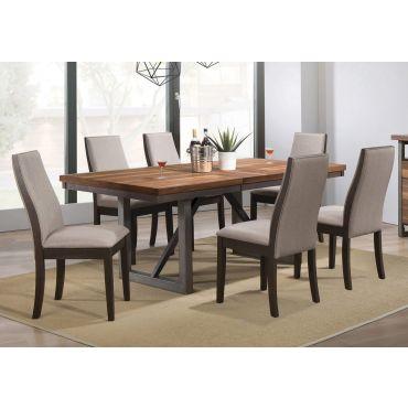 David Modern Dining Table Set