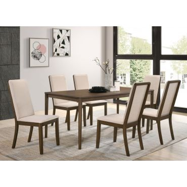 Dawood 7-Piece Dining Table Set