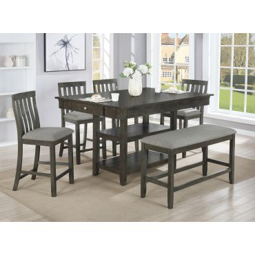 Derry Counter Height Dining Table Set