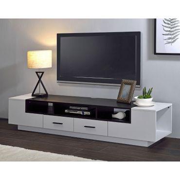 Dubai Two Tone Modern TV Stand
