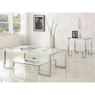 Duplicity Modern Coffee Table