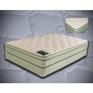 Eco Euro Pillow Top Mattress