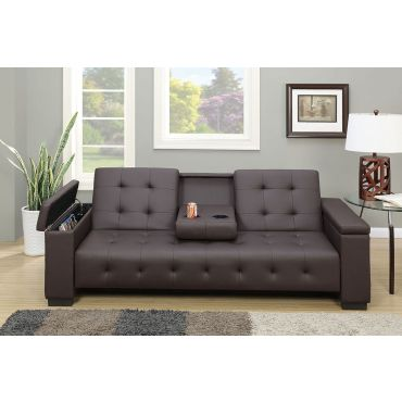 Edana Sofa Bed With Drop Down Table