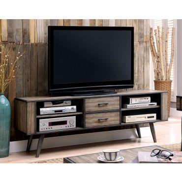 Edge Mid-Century Modern TV Stand