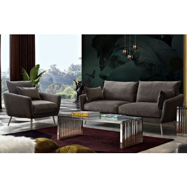 Eliana Vantage Style Living Room Collection