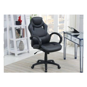Elita Gaming Chair Black Finish