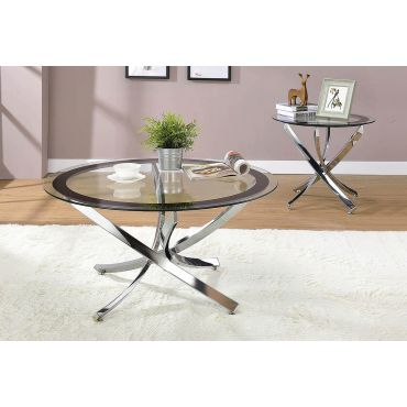Elite Modern Style Coffee Table Set